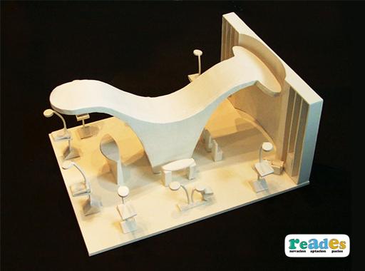 Diseño y Desarrollo de Stands