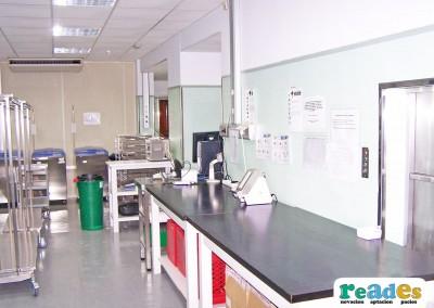 Centro Donantes de Sangre-READES