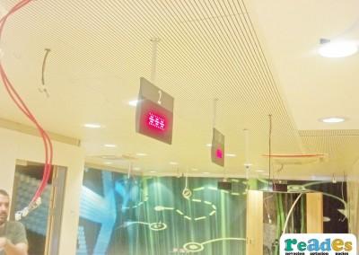 Oficinas Gibtelecom - READES