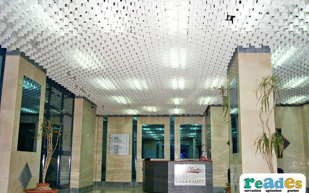 Recepción Edificio Gibraltar