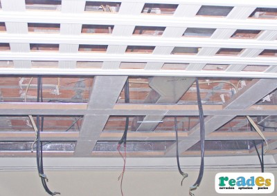 Salón El Estribo Hotel Jerez - READES