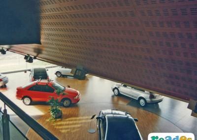 Concesionario Audi-Volkswagen-READES