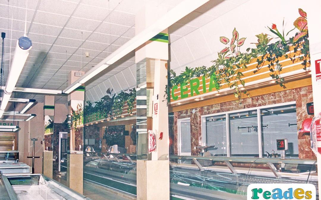 Supermercado en La Barca
