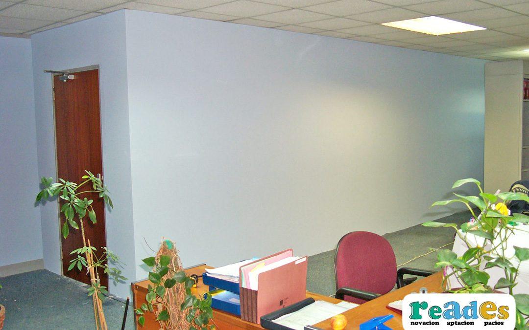 Oficinas en Gibraltar Revestimientos