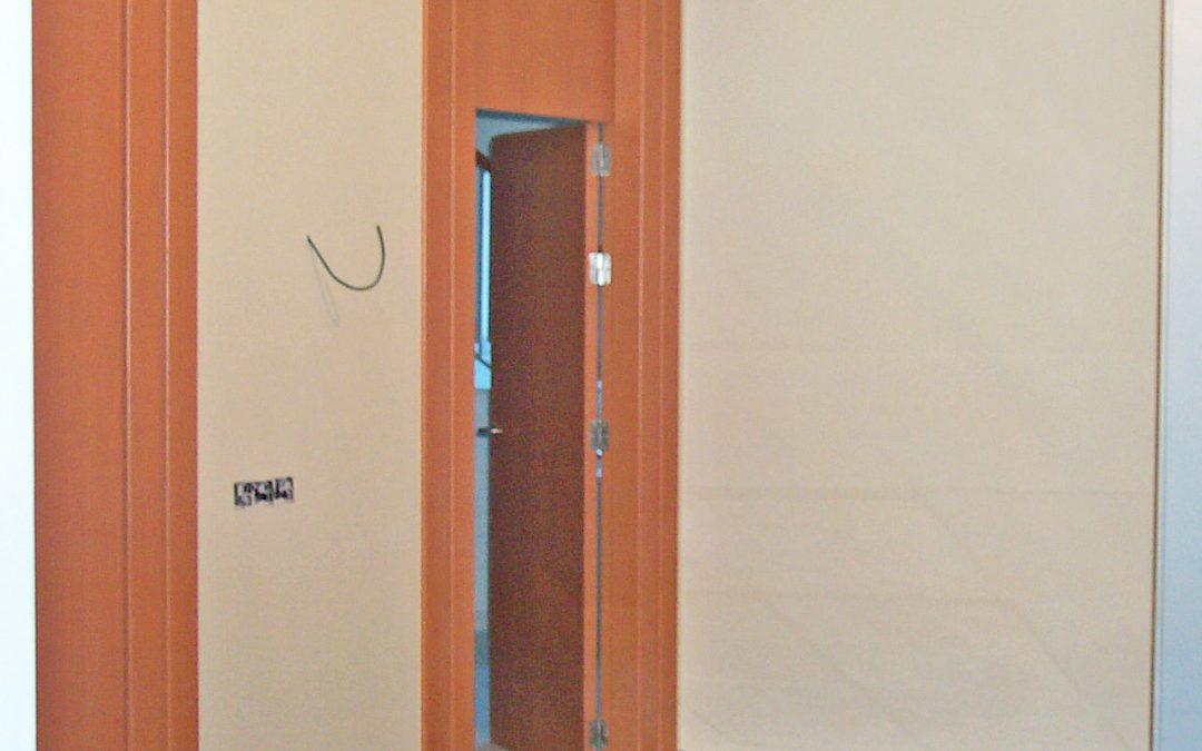 Oficinas Surcursal Unicaja, Revestimientos Murales
